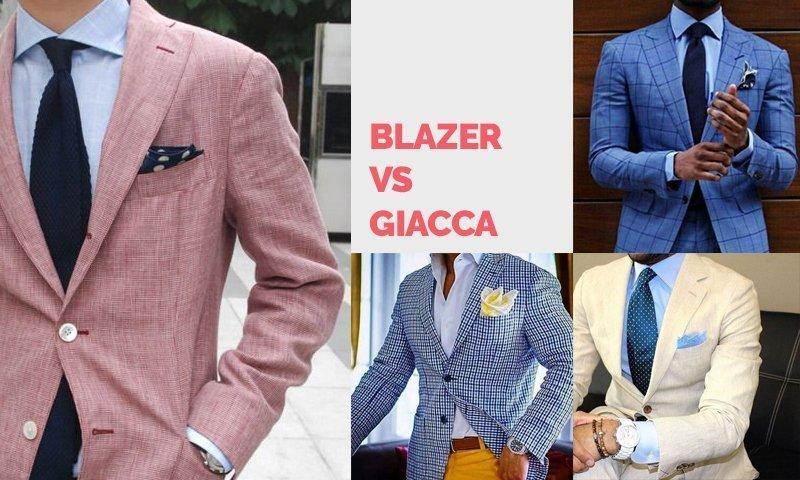 donna differenza blazer e giacca
