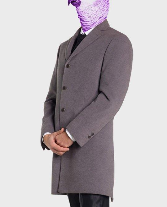 cappotti uomo milano may faber